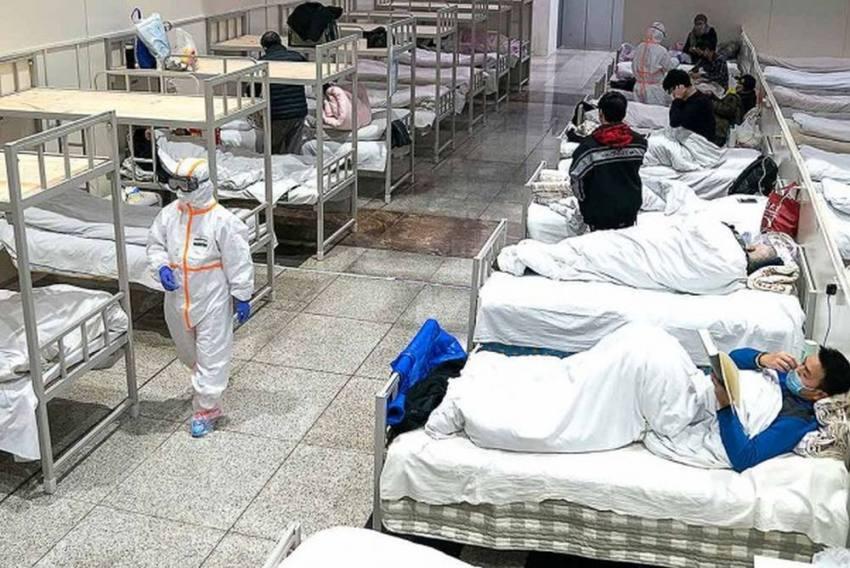 China's Novel Coronavirus Death Toll Soars To 636