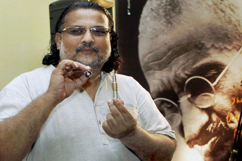 Pune College Cancels Tushar Gandhi's Lecture On Mahatma Citing Possible Protest