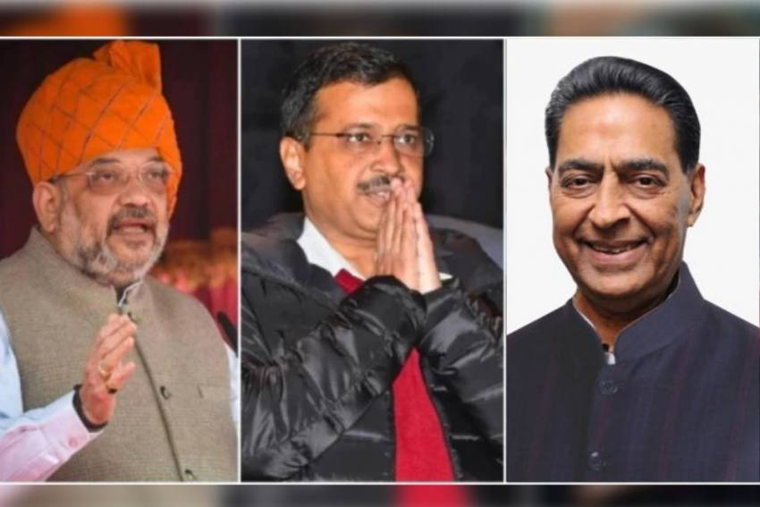 Delhi Exit Poll Results Live Updates: AAP Set To Return To Power, BJP To Remain A Distant Second