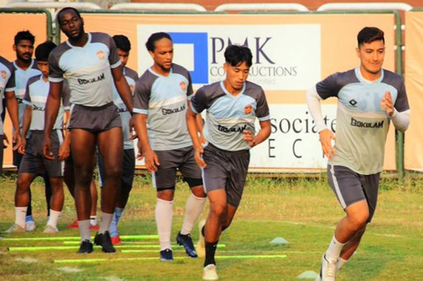 Gokulam Kerala Vs Real Kashmir Live Streaming: When And Where To Watch I-League Football Match
