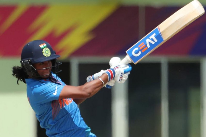 Women's T20 Tri-Series: India's Batting Finally Fires, Outplay Australia To Stay Alive