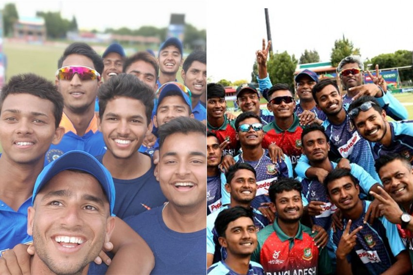 ICC U-19 World Cup Final: India Target Record-Extending Fifth Title As Bangladesh Eye History