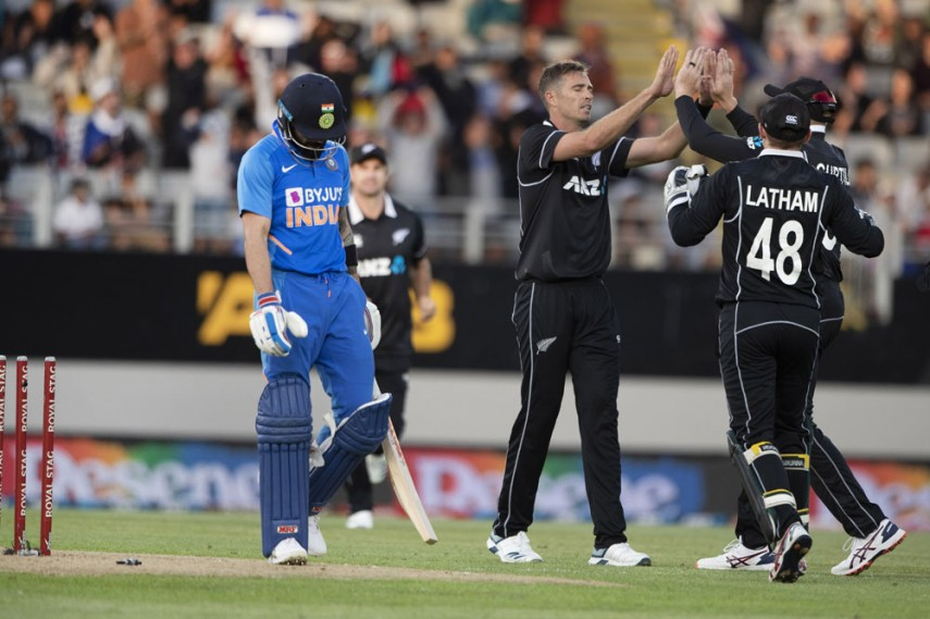 Nz Vs Ind 2nd Odi Who Says What After
