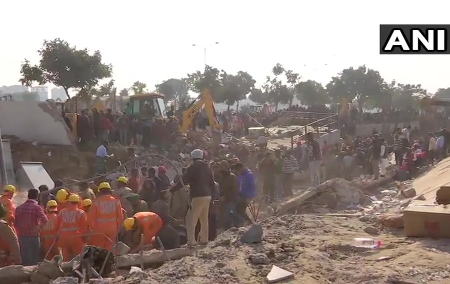 3-Storey Building Collapses In Punjab's Mohali, Several Feared Trapped Under Debris