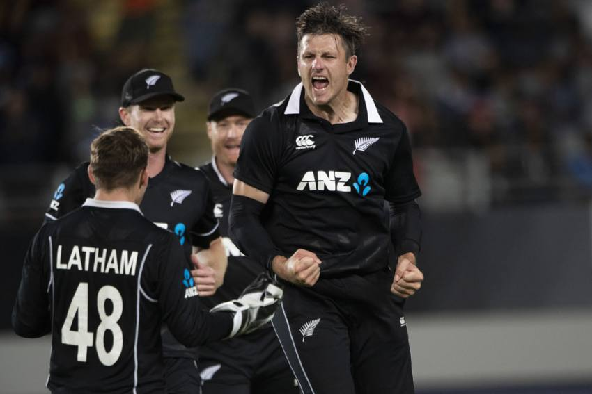 New Zealand Vs India, 2nd ODI, Highlights: NZ Seal The Series, Win By 22 Runs