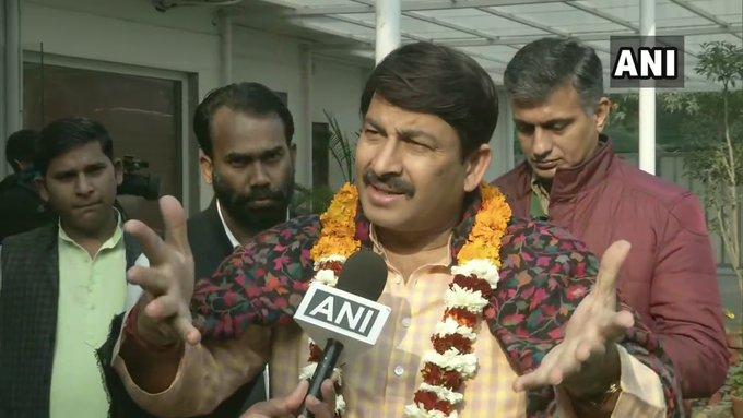 AAP Hits Out After BJP Delhi Chief Manoj Tiwari's 'Nakli Bhakt', 'Impurity' Jibe At Kejriwal