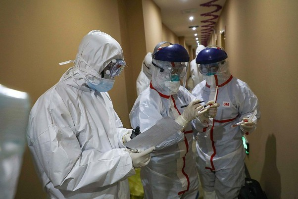 Coronavirus Outbreak: Death Toll In China Rises To 722; 86 Died In Single Day