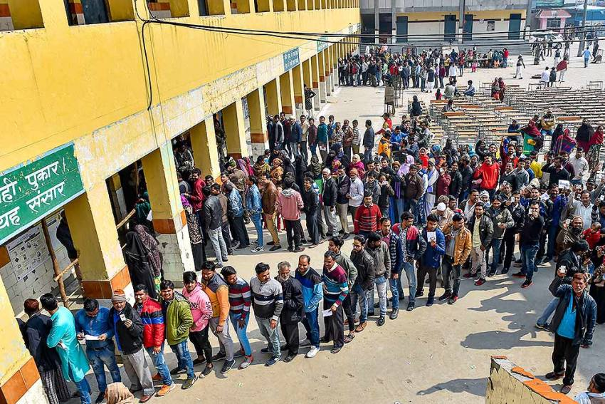 'Officers Were Busy Scrutinising Data': EC On Delay In Announcing Delhi Voter Turnout