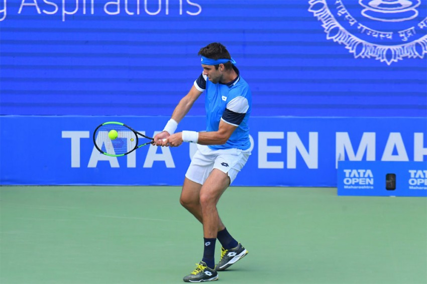 Maharashtra Open: Jiri Vesely Crowned Champion; Christopher Rungkat, Andre Goransson Bag Maiden ATP Tour Doubles Title