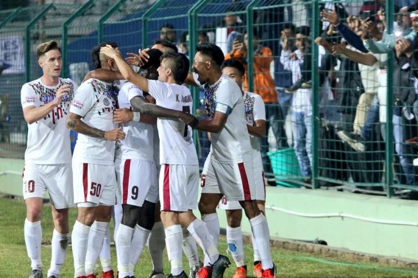 I-League: Rampaging Mohun Bagan Beat Punjab FC, Build Nine-Point Lead