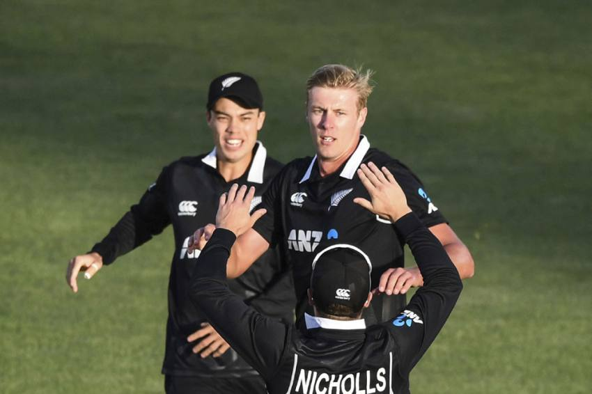 NZ Vs IND, 2nd ODI: New Zealand Fined 60 Percent Of Match Fee For Slow Over-Rate