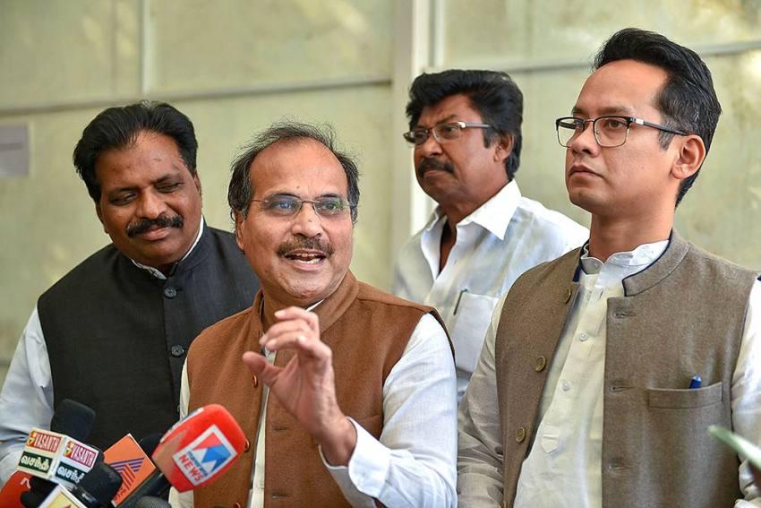 'If Kejriwal Wins, It Will Be Victory Of Developmental Agenda': Congress Leader Adhir Ranjan After Delhi Polls