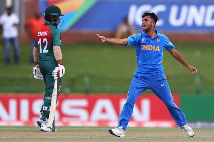 IND Vs BAN, ICC U-19 World Cup Final: Sensational Ravi Bishnoi Rocks Bangladesh, Keeps India Alive
