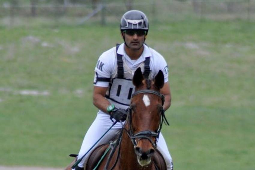 Won't Change Name Of Horse From 'Azad Kashmir': Pakistan's Olympics-Bound Usman Khan