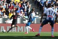 La Liga: Espanyol 1-1 Atletico Madrid: Saul Niguez Spares Atletico As Away Troubles Persist