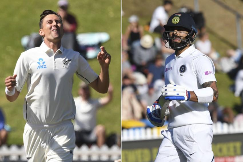 NZ Vs IND, 2nd Test: Nice To See Virat Kohli Making Errors Under Pressure, Says Trent Boult