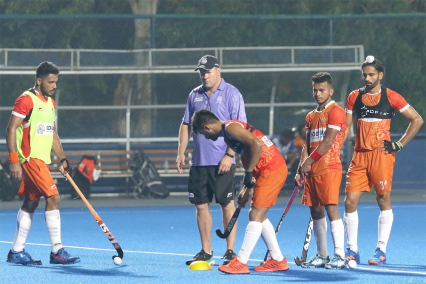 Hockey India Names 32 Core Probables For Men's National Coaching Camp