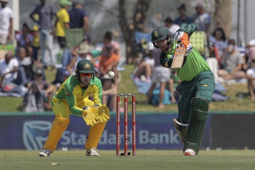 SA Vs AUS, 1st ODI: Classy Heinrich Klaasen Hits Unbeaten Century As South Africa Beat Australia