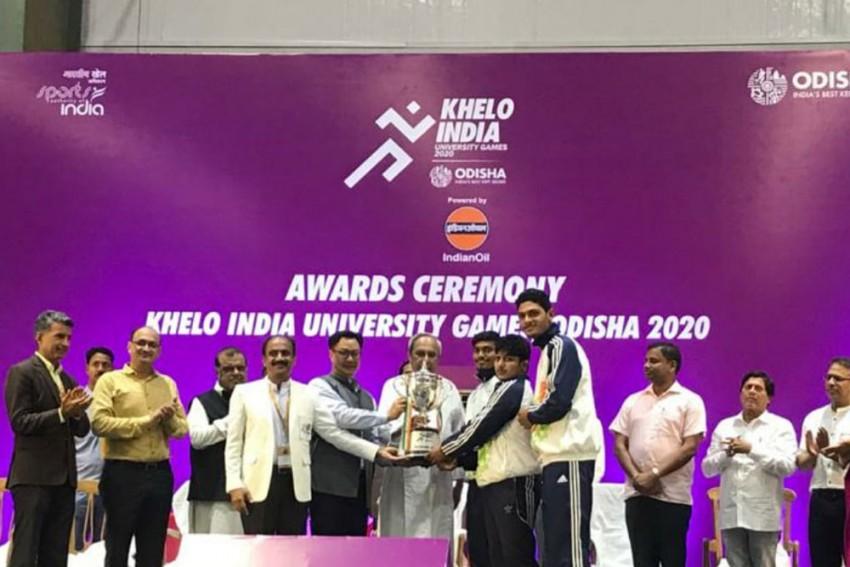 Khelo India University Games 2020: Panjab University Clinch Championship In Dramatic Fashion