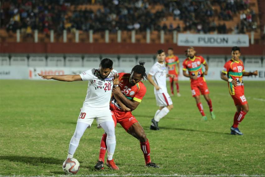 I-League: Mohun Bagan Inch Closer Towards Second Title With Away Win Over TRAU