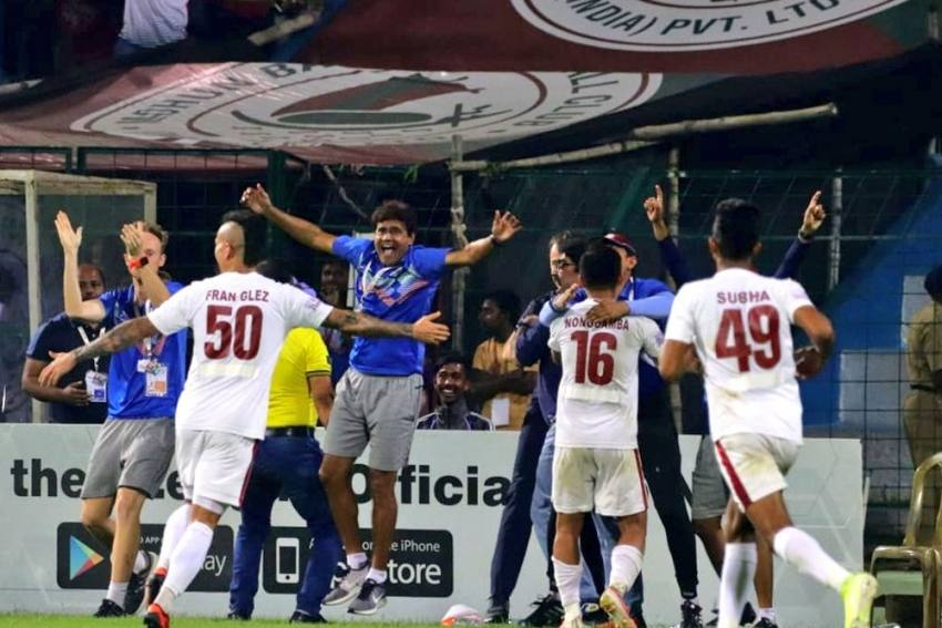 Mohun Bagan Clinch I-League Title After Beating Aizawl FC 1-0