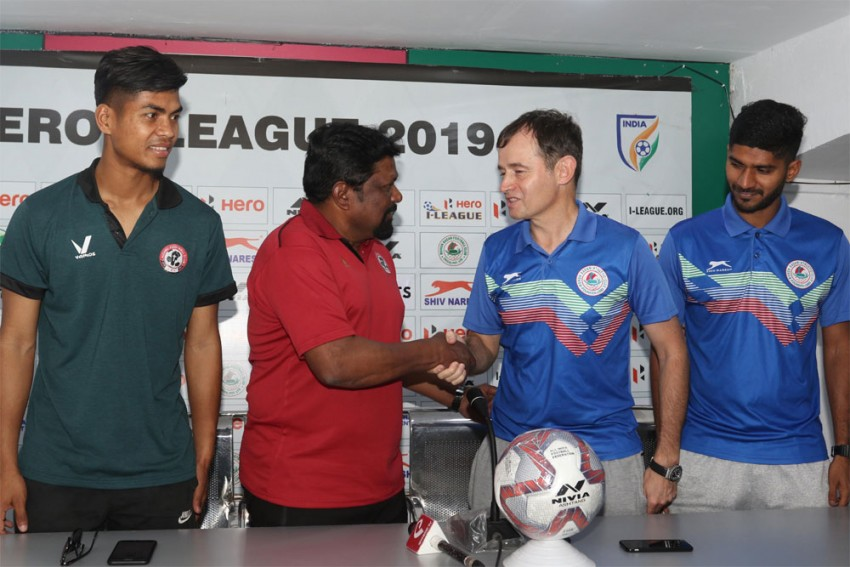 Mohun Bagan Vs Aizawl FC Live Streaming: When And Where To Watch I-League Football Match