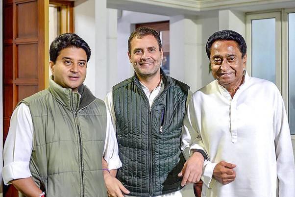 Scindia's Revolt Pushes Kamal Nath Govt To Edge, BJP Likely To Reclaim Power