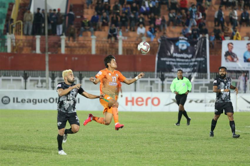 I-League: NEROCA FC Win Seven-Goal Thriller To Break Punjab FC Jinx