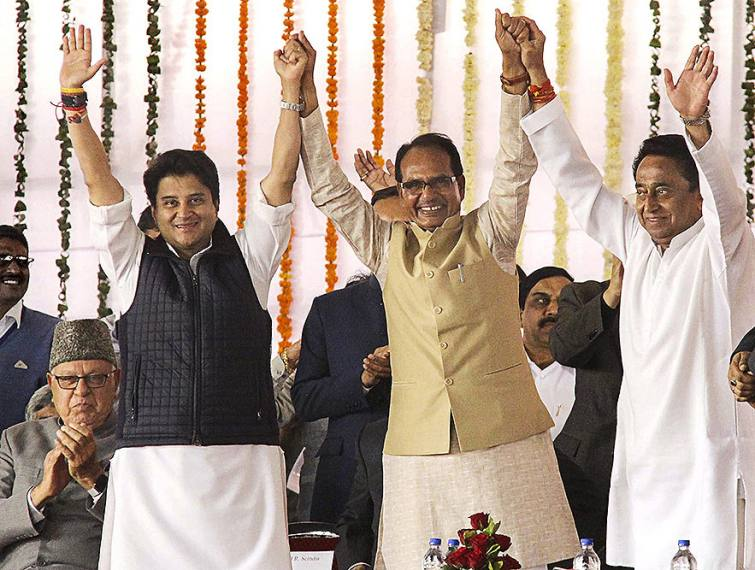MP Political Crisis Live: 22 MLAs Skip Congress Meet As Kamal Nath Govt Stares At Collapse
