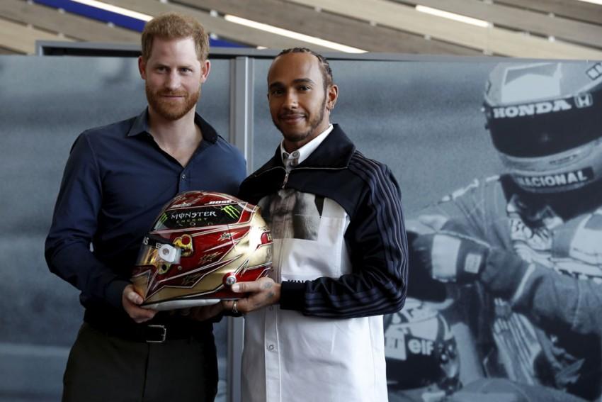 Lewis Hamilton Chases Michael Schumacher As Coronavirus Overshadows F1 Season Start