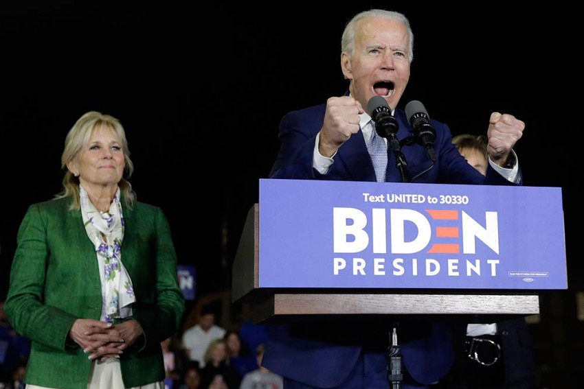 Former VP Joe Biden Wins Hard-fought Michigan, Deals Major Blow To Sanders