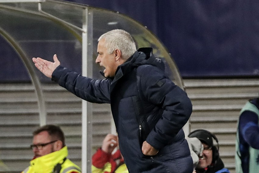Jose Mourinho On Longest Winless Run As Manager After Leipzig Loss