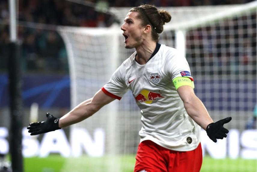 RB Leipzig 3-0 Tottenham (4-0 Agg): Marcel Sabitzer Seals Last-Eight Place As Spurs Limp Out Of Champions League