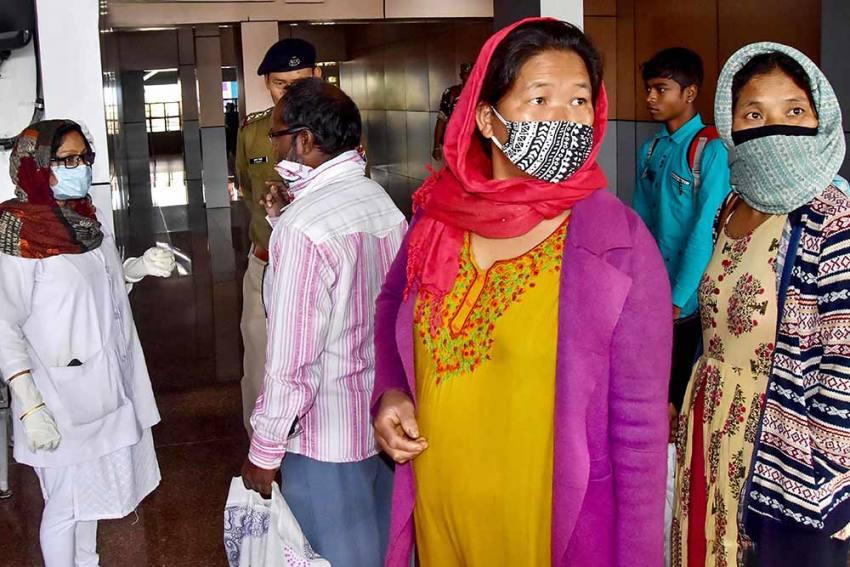 Coronavirus: 85-year-old Jaipur Man With Travel History To Dubai Tests Positive