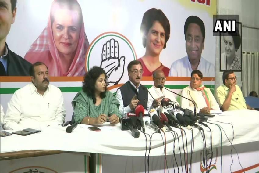 Madhya Pradesh Assembly Speaker Refuses To Accept Resignation Of 13 Rebel Congress MLAs