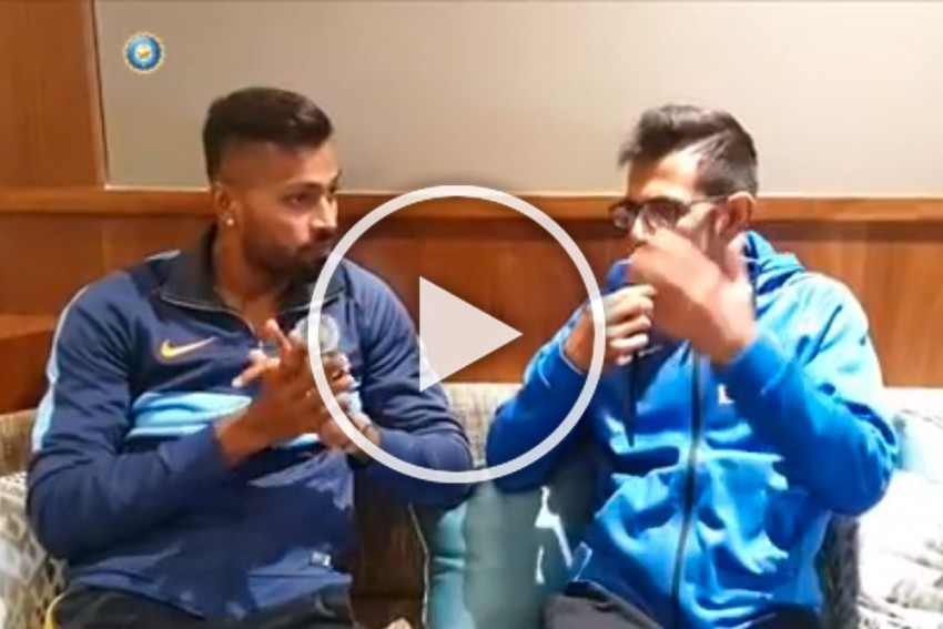 IND Vs SA: Hardik Pandya Shares Pain Of Missing 'National Colours' - WATCH