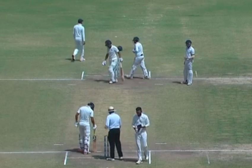 Ranji Trophy Final, Day 4: Anushtup Majumdar Keeps Bengal In Hunt, Saurashtra Need Four Wickets