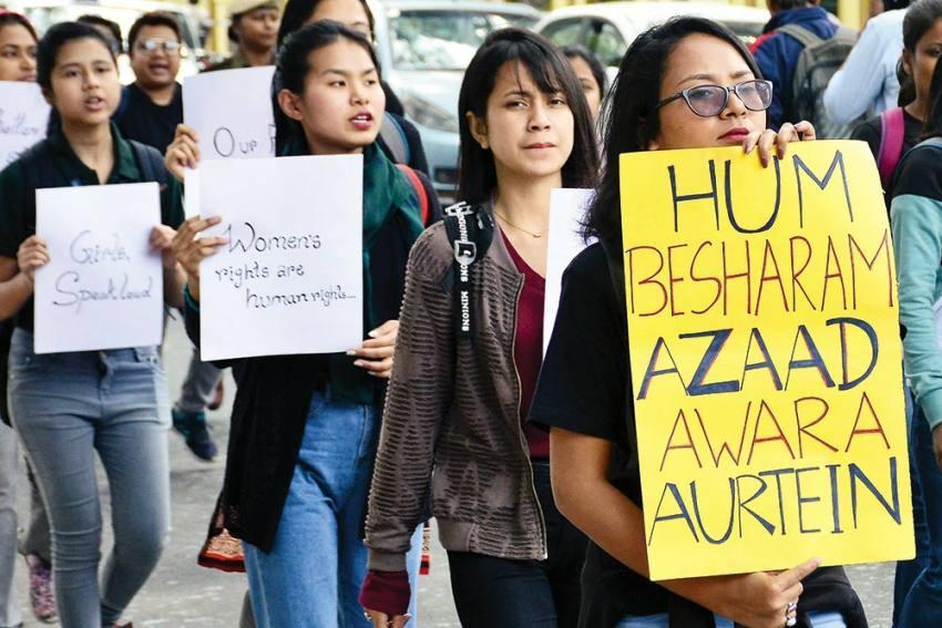 Assam Minor's Gangrape: What Propels The Rise In Crime Against Women