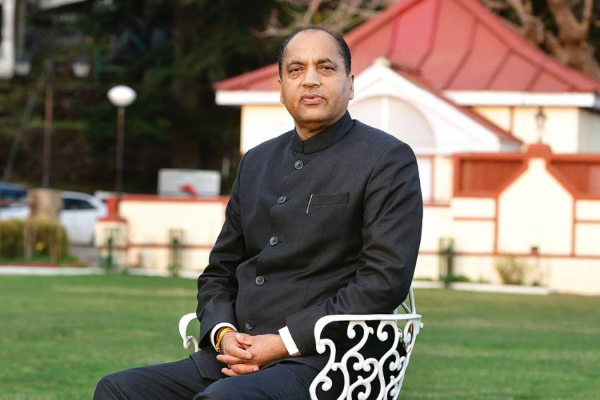 Himachalis Are Honest, Tough... Patriotism Runs In Their Veins: Jai Ram Thakur