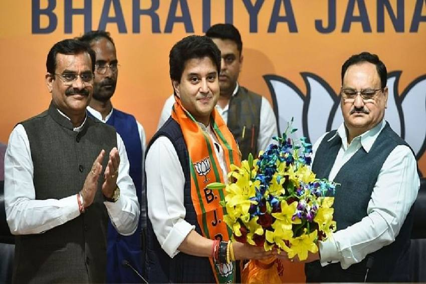 Scindia's Exit Embarrasses Congress, But Will He Also Muddy The Waters For BJP In MP?
