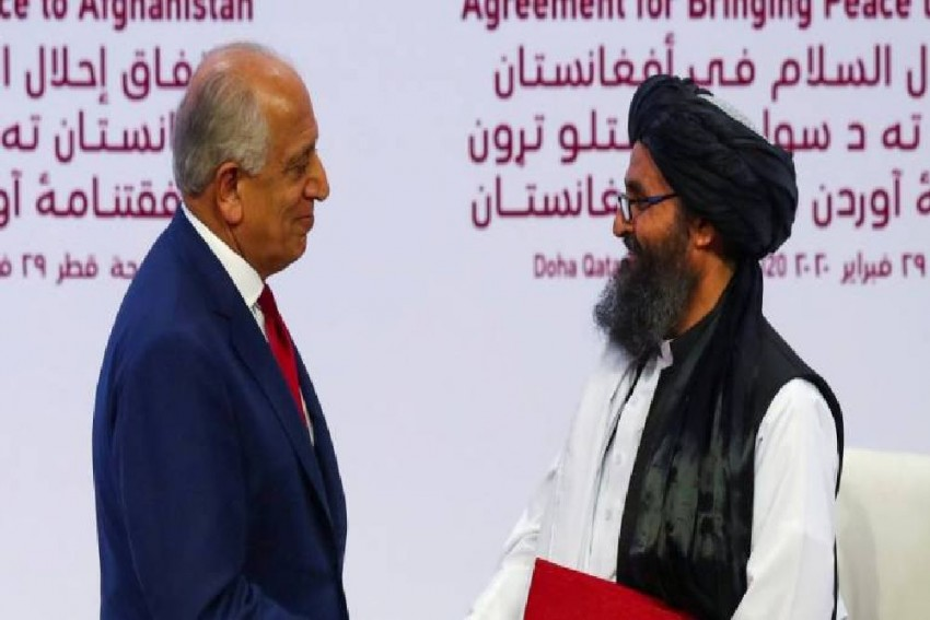 India Left With Limited Strategic Options Post US Withdrawal From Afghanistan