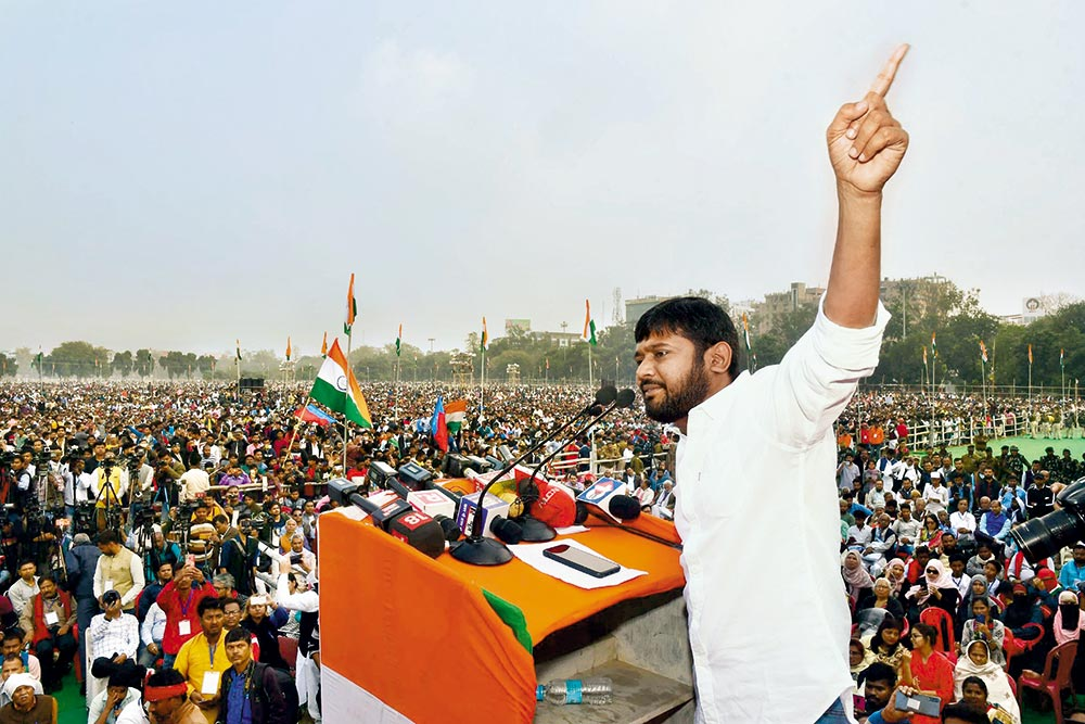 Upholder Of Democracy, Anti-national, Leader Of 'Tukde-Tukde Gang'... Who Is Kanhaiya Kumar? Hero Or Hype?