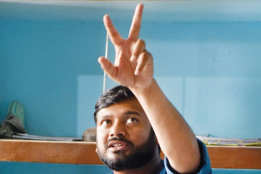 I'm Not In The Race For Bihar CM, Nor Will  I Lead Any Electoral Front: Kanhaiya Kumar