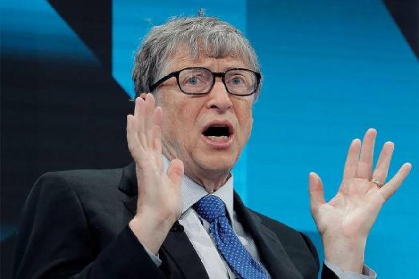 Bill Gates Steps Down From Microsoft Board