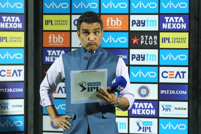 Sanjay Manjrekar Is The Reason Why Fans Are Digging Up Old Sourav Ganguly Tweet