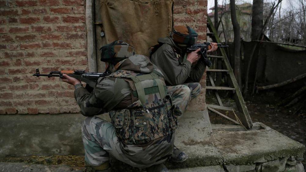Jammu And Kashmir: Four Militants Killed In Encounter In Anantnag