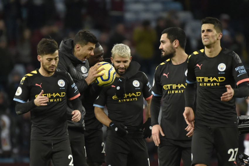EPL: Sergio Aguero's Goals And Youthful Manchester United - The Best Stats From The 'Big Six' So Far