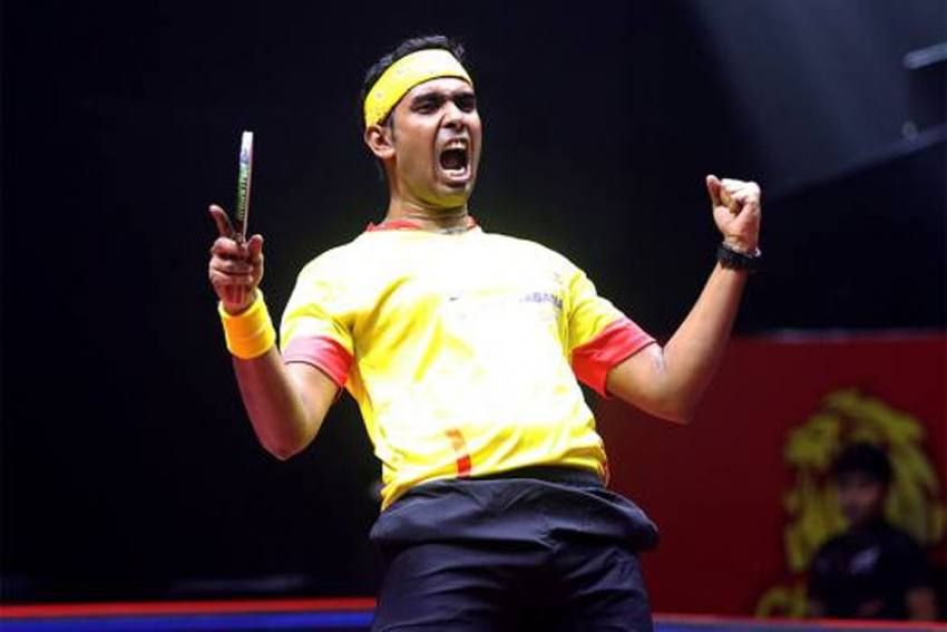 Oman Open Table Tennis: Sharath Kamal Storms Into First ITTF Challenger Final