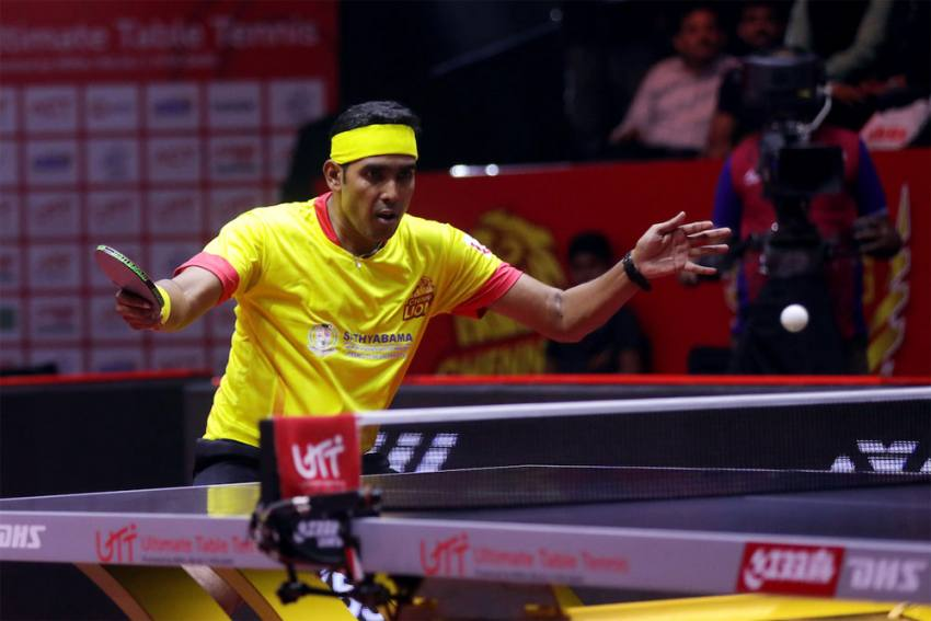 Oman Open Table Tennis: Sharath Kamal Ends Decade-Long Title Drought
