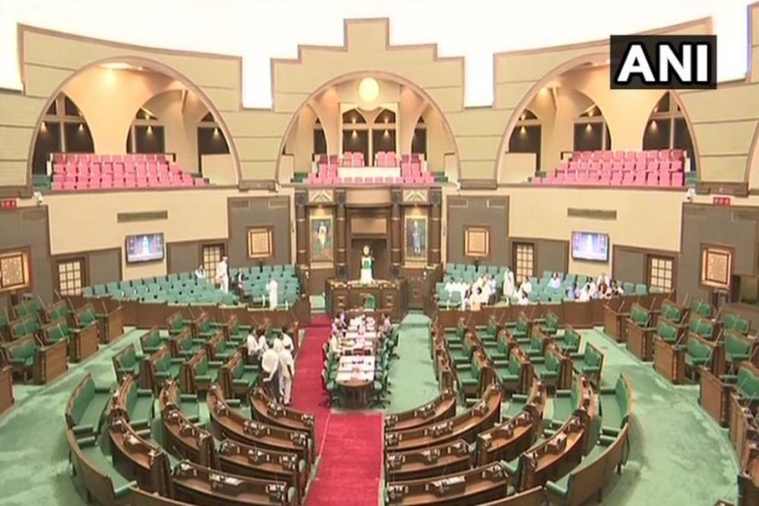 No Floor Test Today As Madhya Pradesh Assembly Adjourned Till March 26